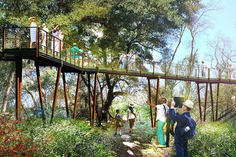 High Island Nature Tourism Enhancement Project Press Release