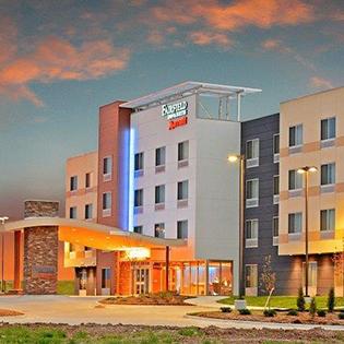 Fairfield Inn & Suites - Omaha Northwest