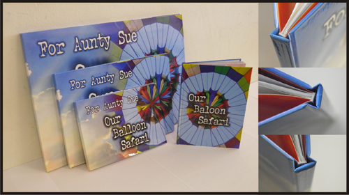 Photo Books - free online design!