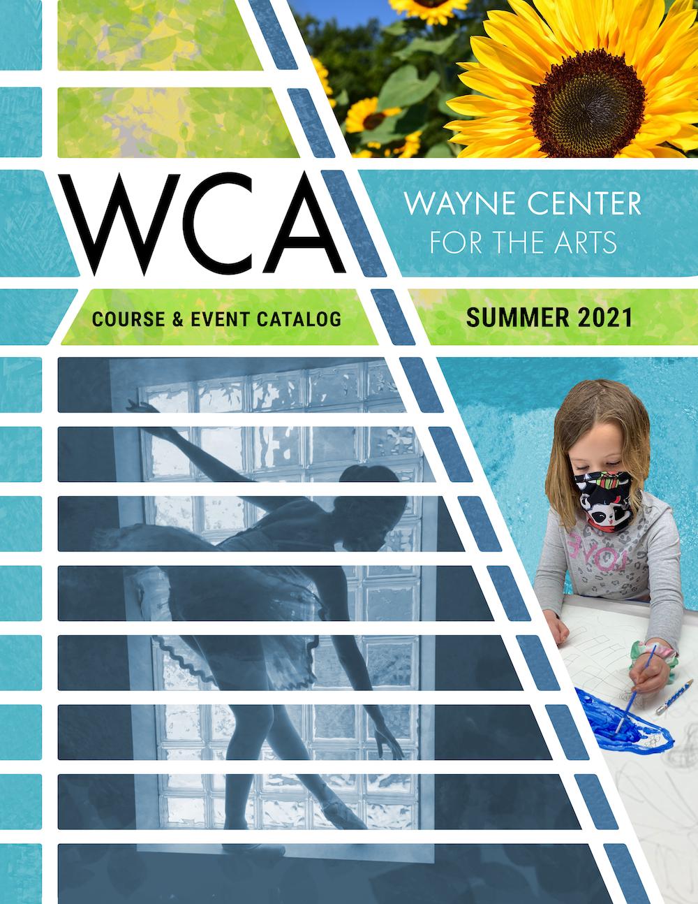 WCA 2021 Summer Course & Event Catalog