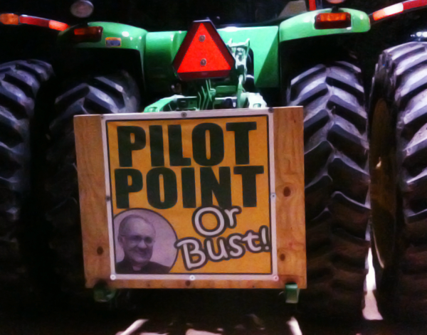 Pilot Point or Bust