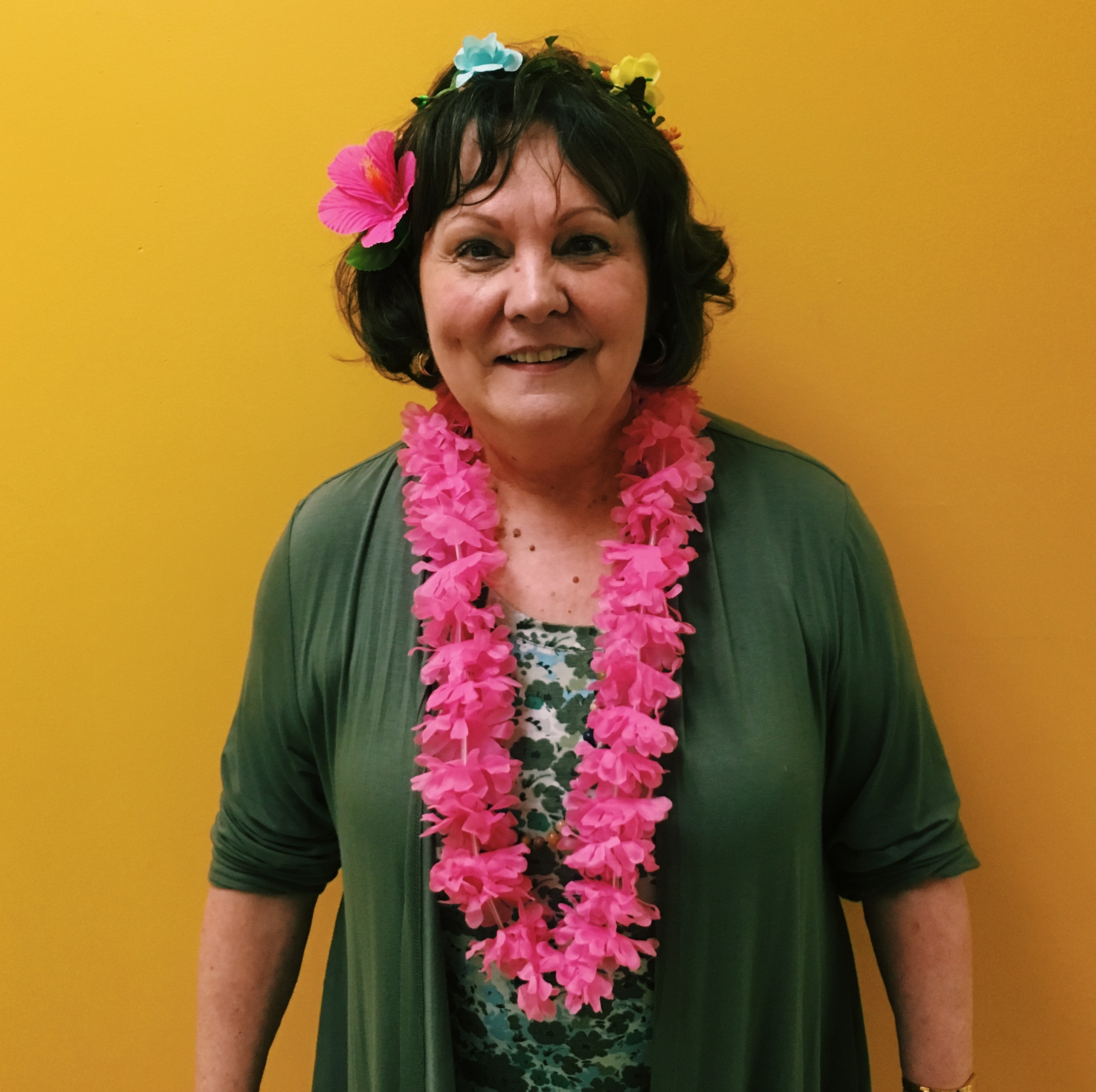 Meet the Staff: Mary Jane Thompson