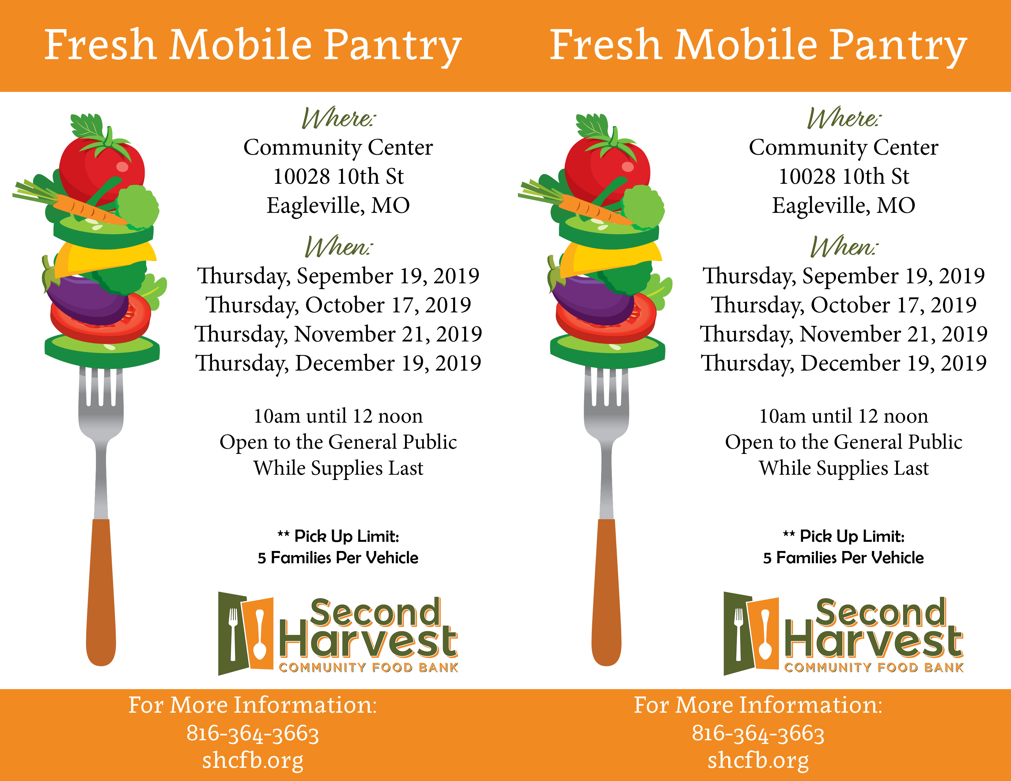 Eagleville Fresh Mobile Pantry