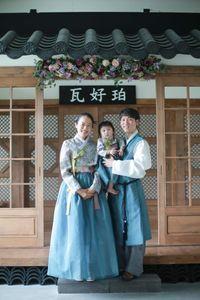 Hak Jin & Tae -Eun - South Korea