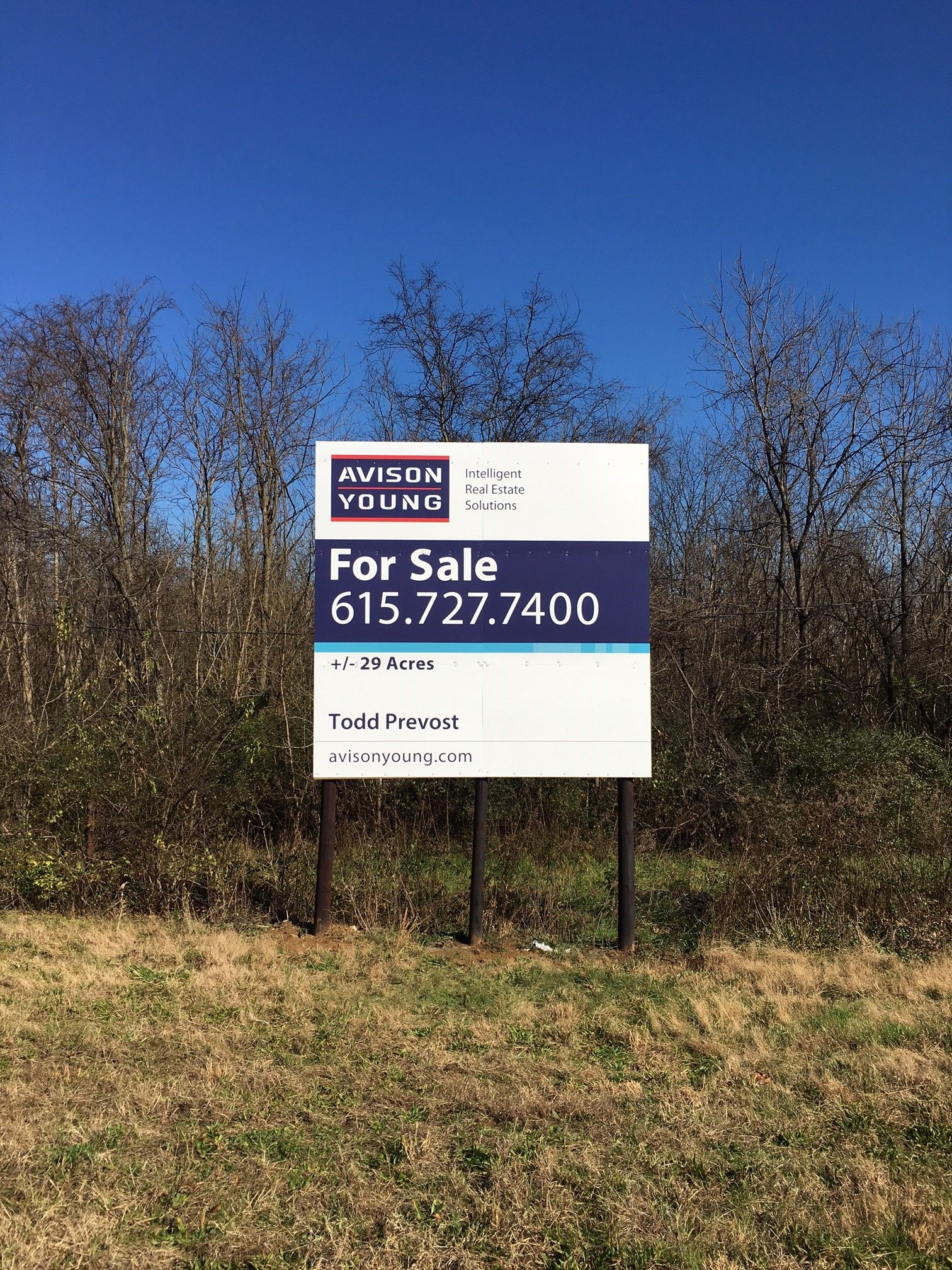Large Real Estate Signs