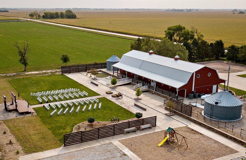 Prairie Creek Barn