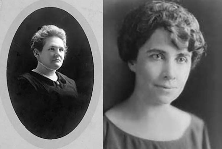 February 2019-The Friendship Between Lydia Norbeck and Grace Coolidge