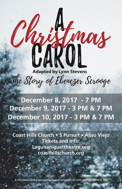 """A Christmas Carol"" (+ Saturday & Sunday)"