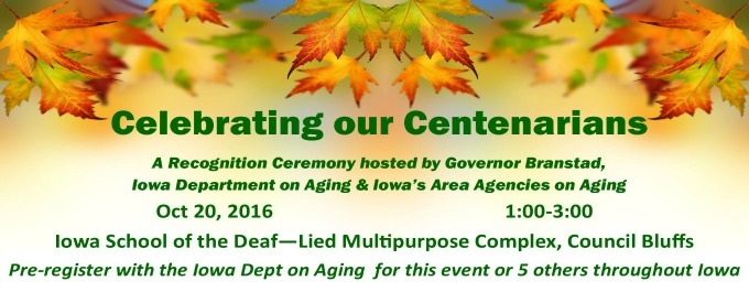 Centenarian event