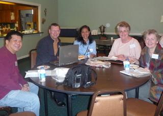 Community and faith based adult education programs
