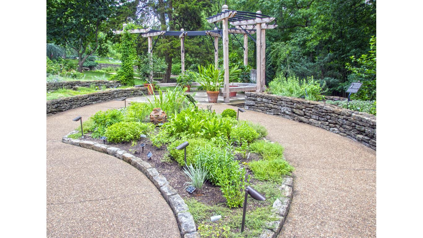 Cheekwood Garden 05
