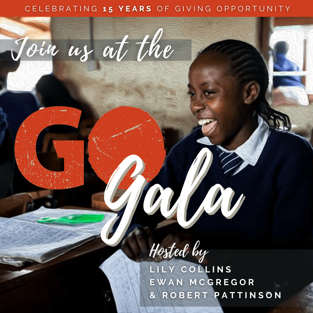 Register to watch the GO Gala on October 23rd!