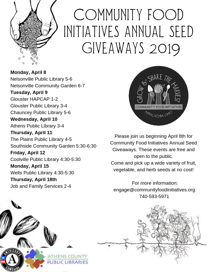 Seed Giveaway