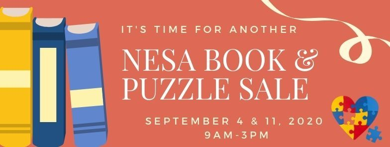 Book and Puzzle Sale