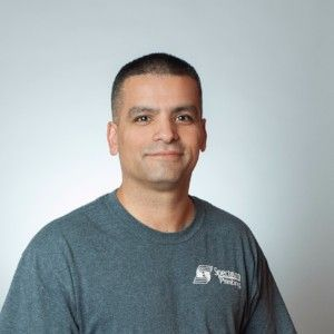 Javier Gradias, Mailing & Logistics Specialist