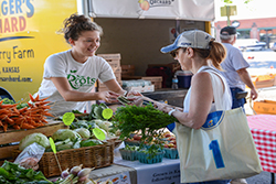 Nutrition Incentives at Farmers Markets