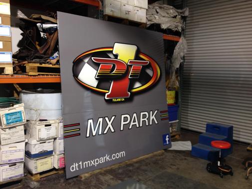 DT 1 MX Park Tulare CA