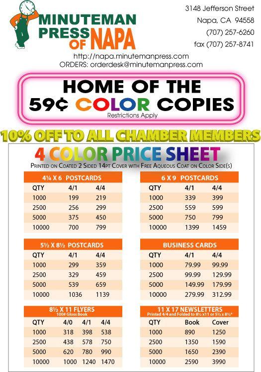 Color Output
