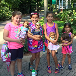 Summer Camp: American Girl Dolls Grades 3rd-5th