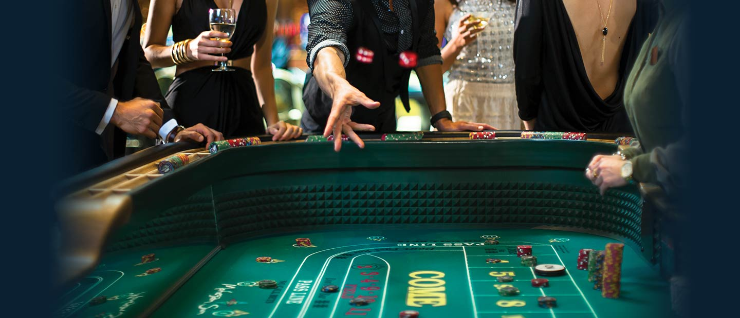 Join us for our Annual Casino Night Fundraiser