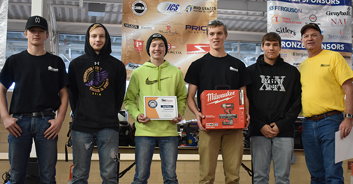 Carpentry - 2nd Place