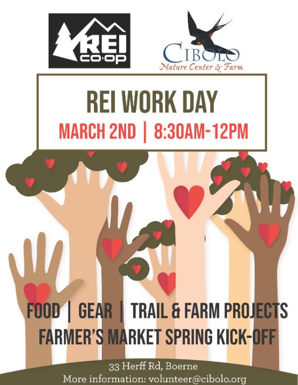FARM: REI Volunteer Workday