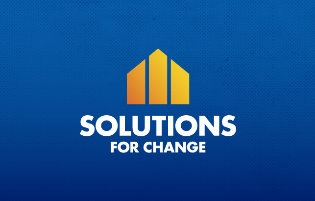 Solutions for Change is Redefining How We Fight Poverty, Make Overcomers and Restore Community