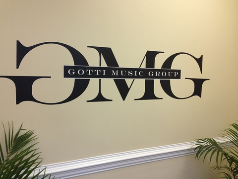 Die Cut Vinyl Wall Graphics Orange County