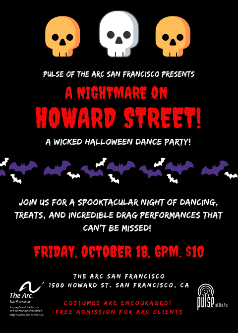 A Nightmare on Howard Street!