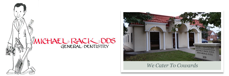 Dr. Michael P. Rack, DDS Dentist