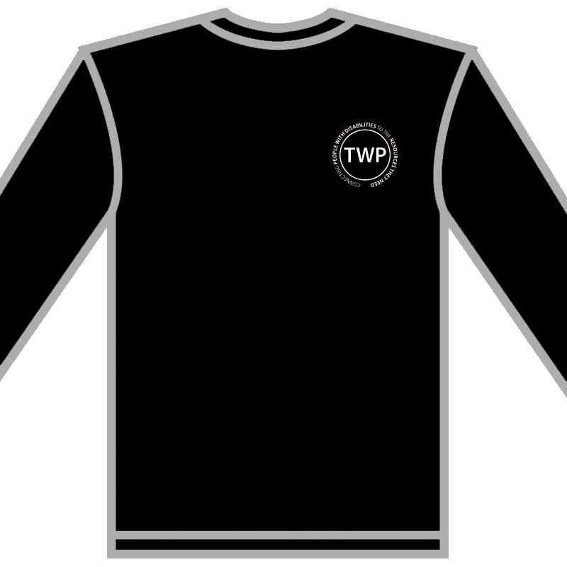 Unisex Long Sleeve T-Shirt BLACK