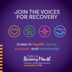 Recovery Happens We are the Evidence