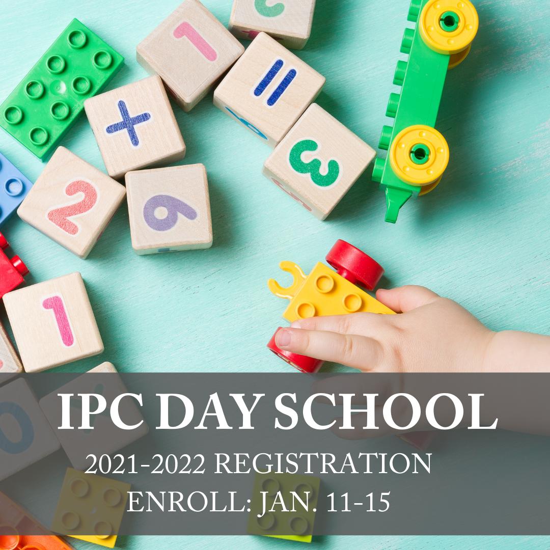 IPC Day School Registration
