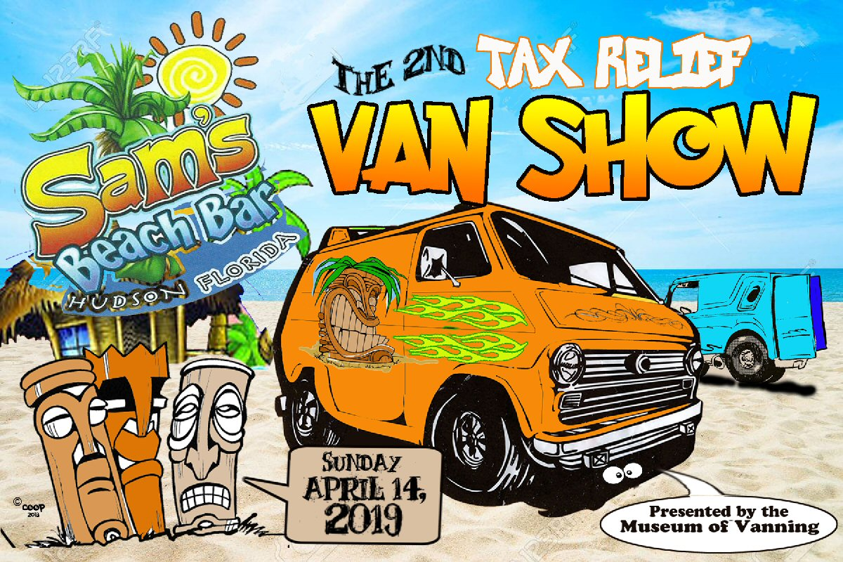 2nd Annual Tax-Relief Van Show