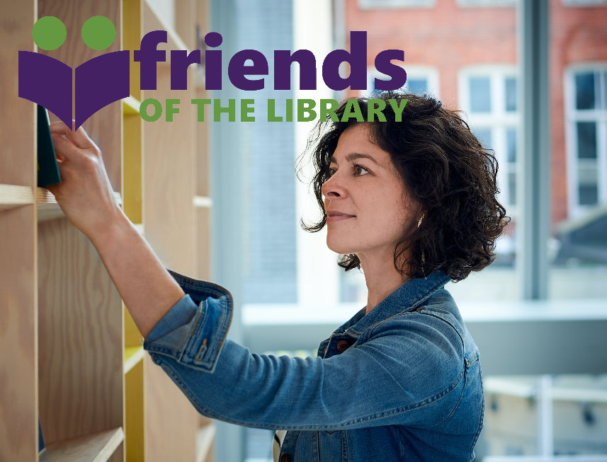 """Are you a """"friend"""" of the library?"""