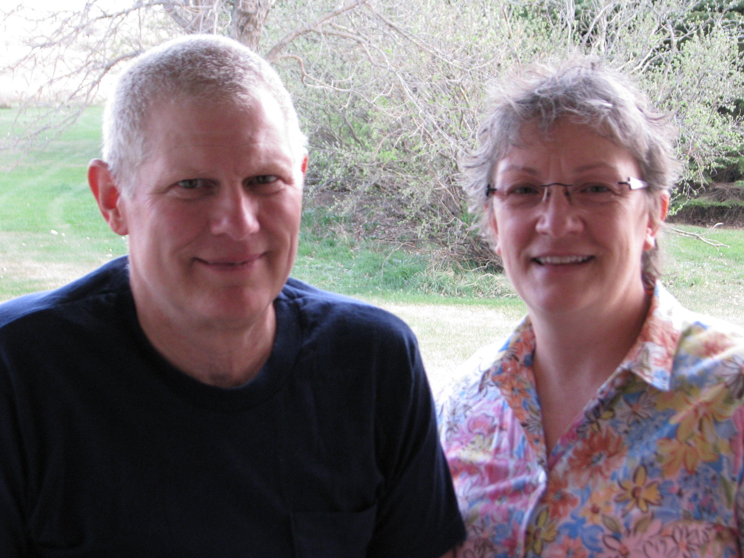 Myron and Mary Blumhagen