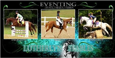 Eventing Camp Poster