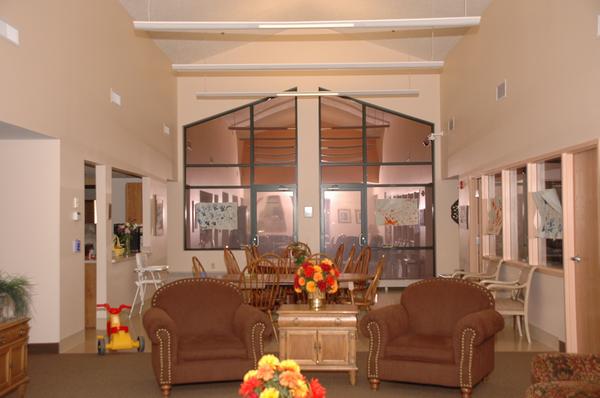 Shelter Living Room