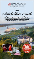 2019 Antebellum South Mini Brochure