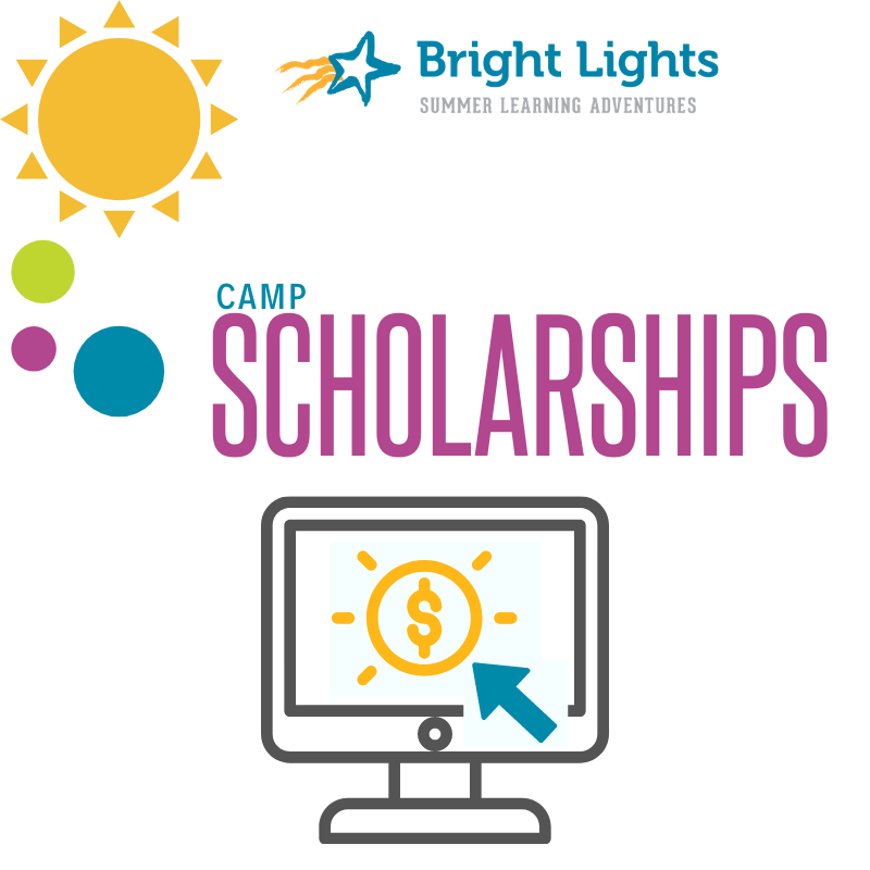 Scholarships Available for Summer 2021 Camps!