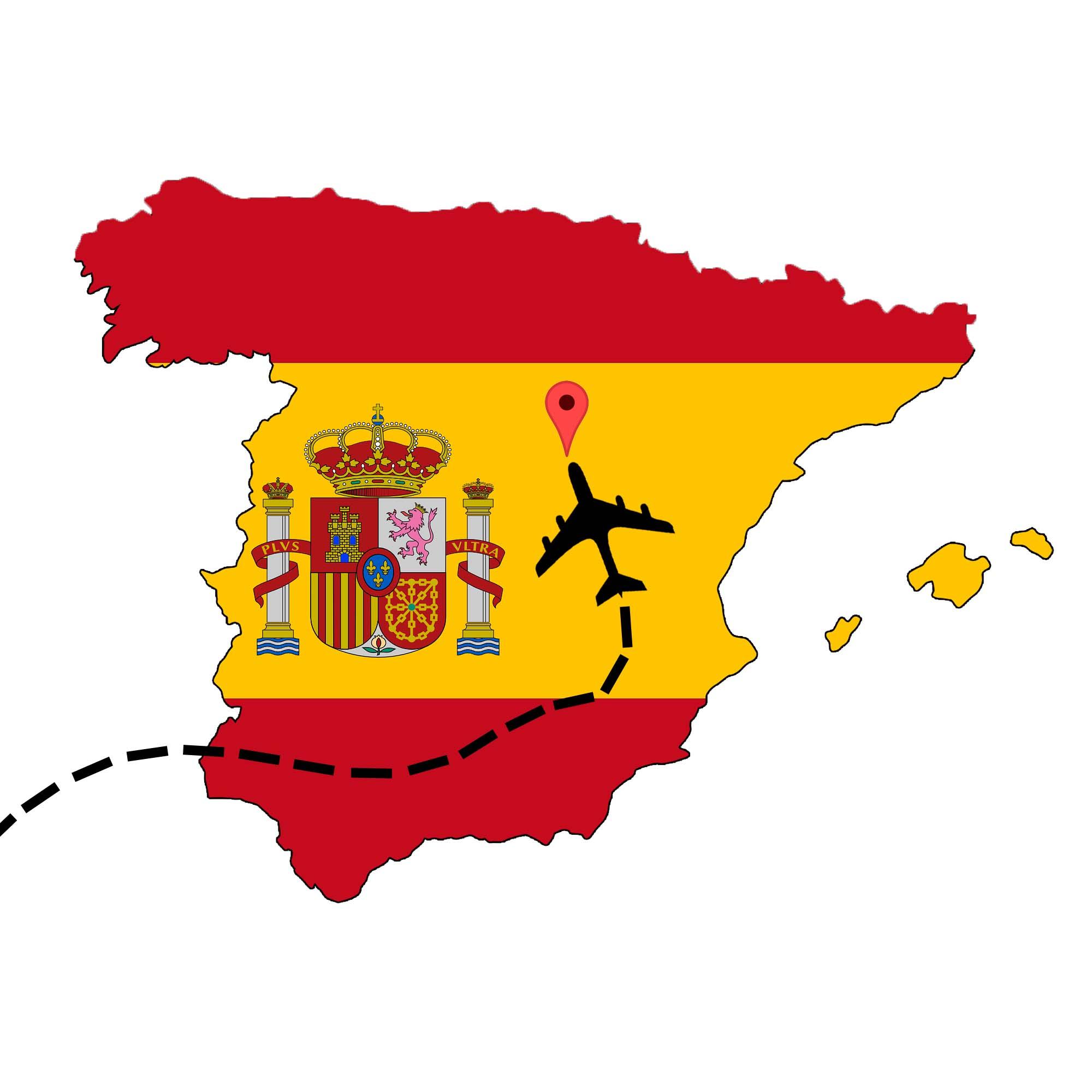 ¡Vamos a España!