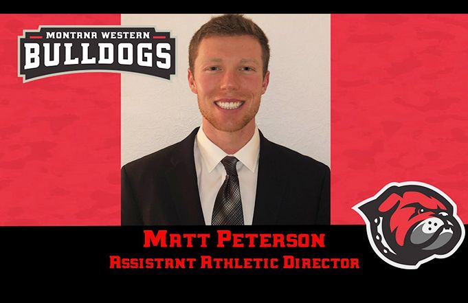 Montana Western Names Matt Peterson As Assistant Athletic Director