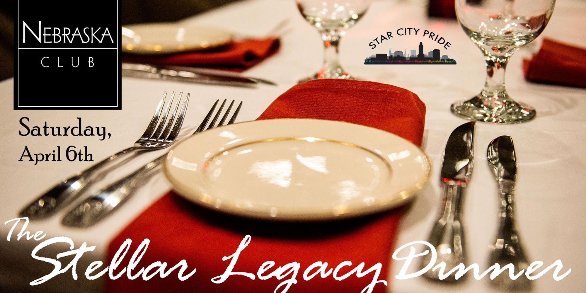 The Stellar Legacy Dinner
