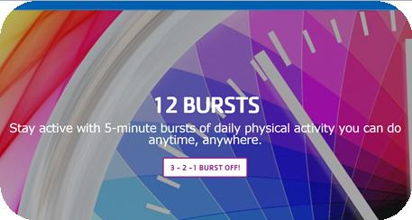 12 BURSTS