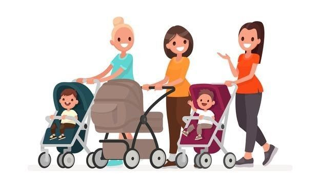 Moms in Recovery Walking Group
