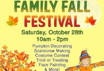 Fall Family Fun Festival