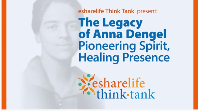 Sr. Miriam Therese Winter's Anna Dengel Ted talk