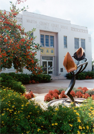 Contact Us: Martin County Court House Cultural Center 2