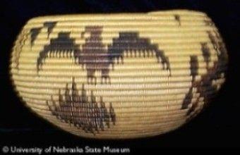 Cal Washoe basket