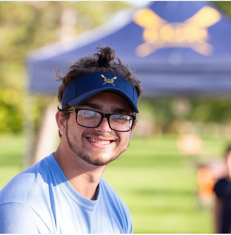 A Virtual Cup of Coffee with Josiah Durell '20